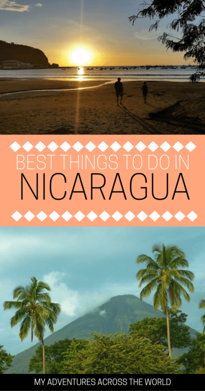 Discover all the amazing things to do in Nicaragua and the best beaches in Nicaragua - via @clautavani
