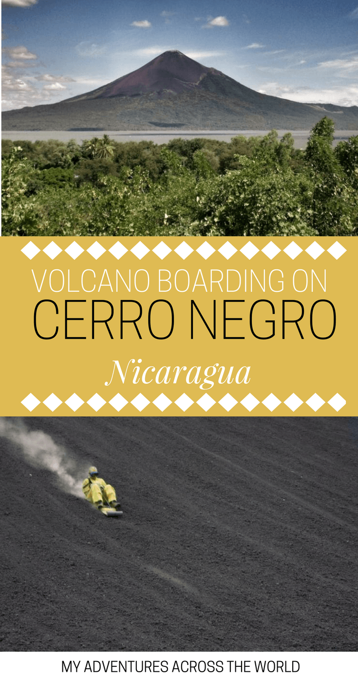 Discover how to prepare for volcano boarding on Cerro Negro - via @clautavani