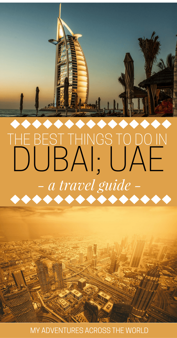 Discover the best things to do in Dubai - via @clautavani