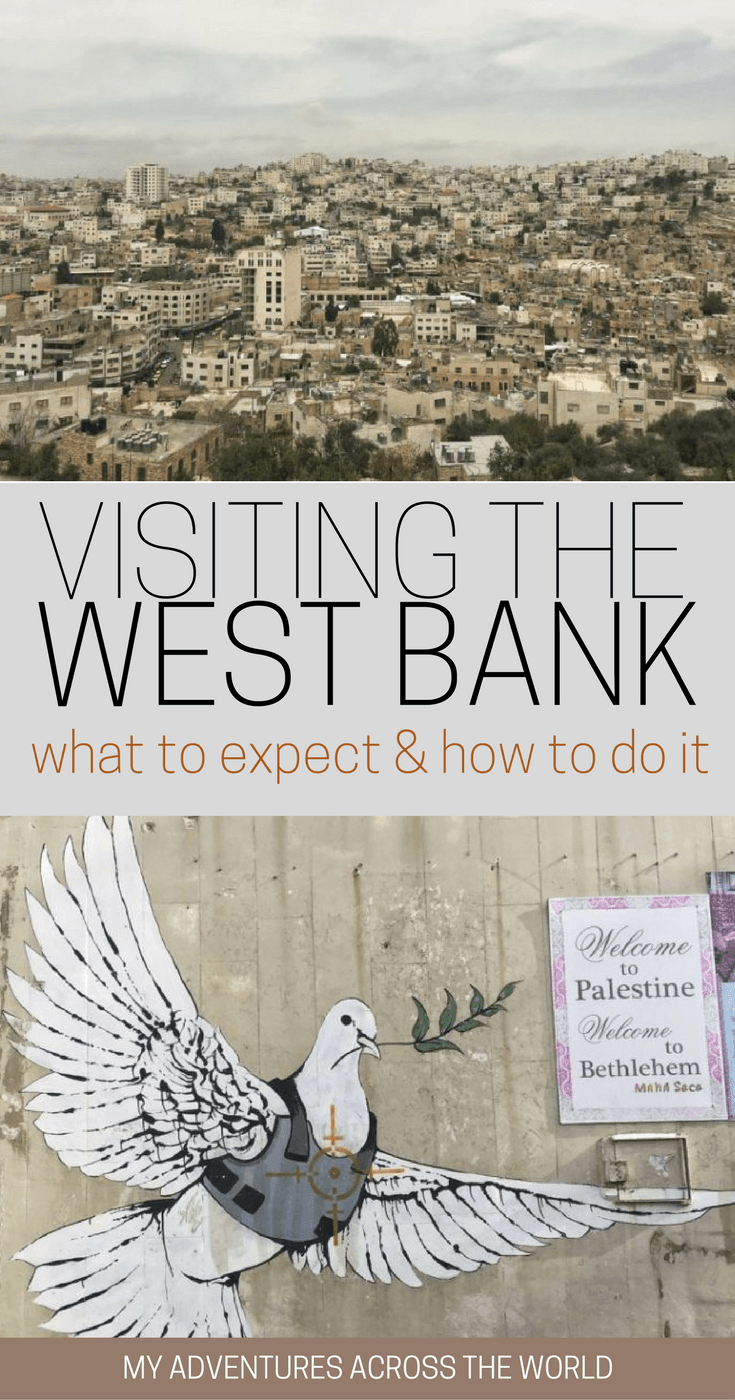 Learn more about the West Bank - via @clautavani