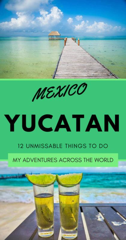 Discover the unmissable things to do in Yucatan - via @clautavani