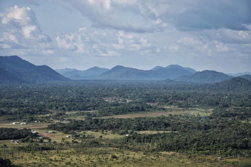 hikes in Guyana