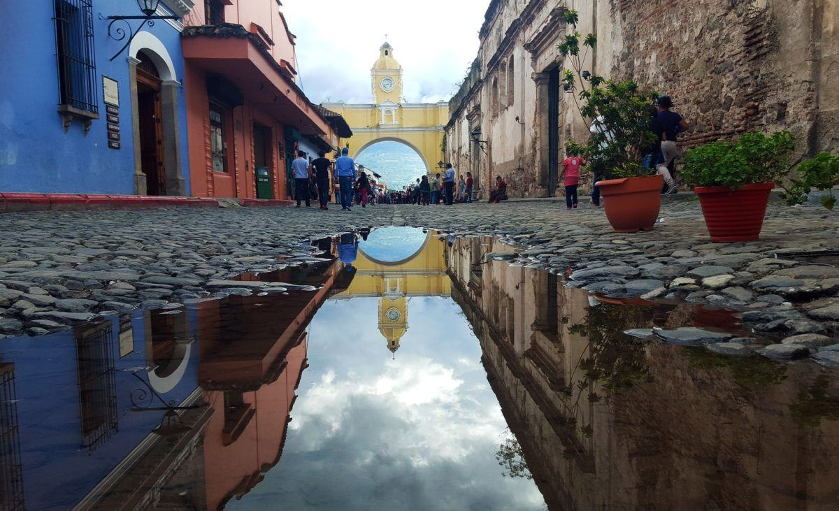 Places To Visit In Guatemala: Antigua