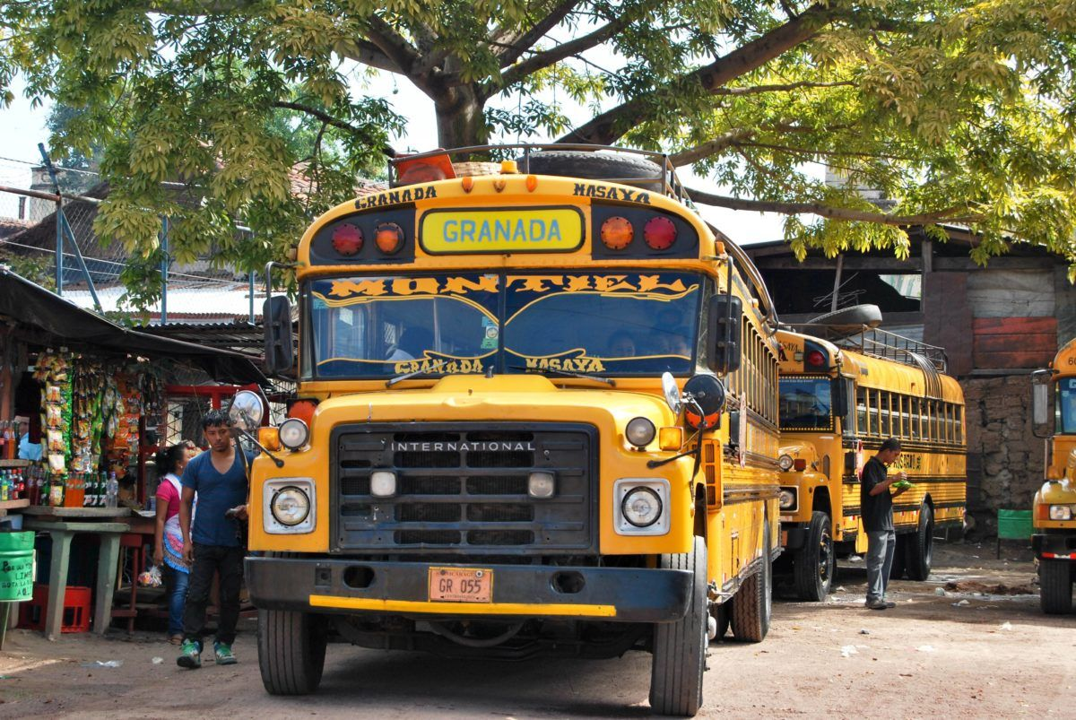 Trips from Hell, aka bus rides in Central America