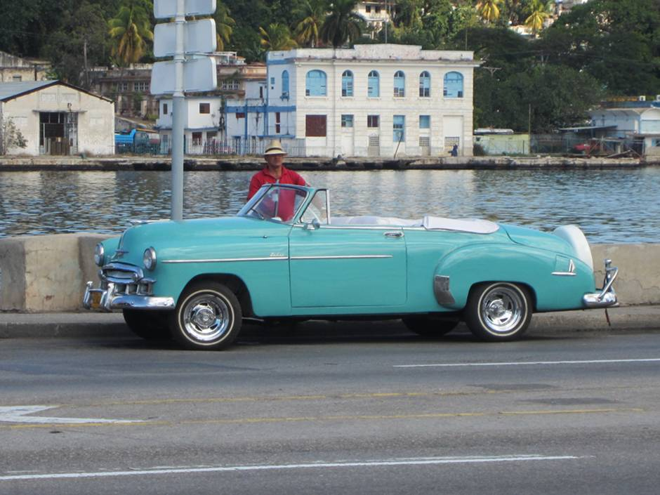 Getting around in Cuba