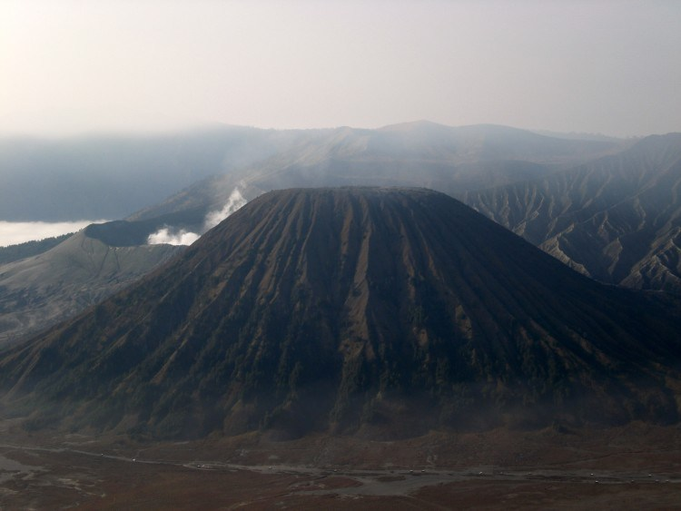 Ring of Fire or Circle of Hell? Crossing Dante's Inferno on Mount Bromo