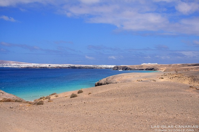 Lanzarote in October, what I look forward to