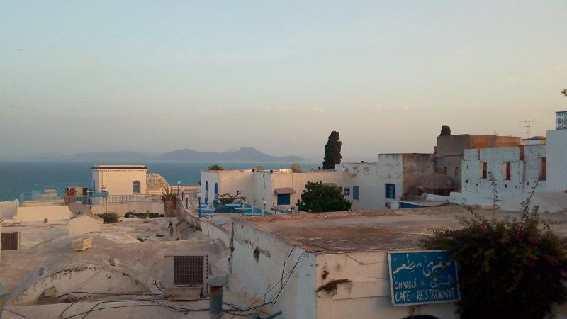 The hidden treasure of Sidi Bou Said
