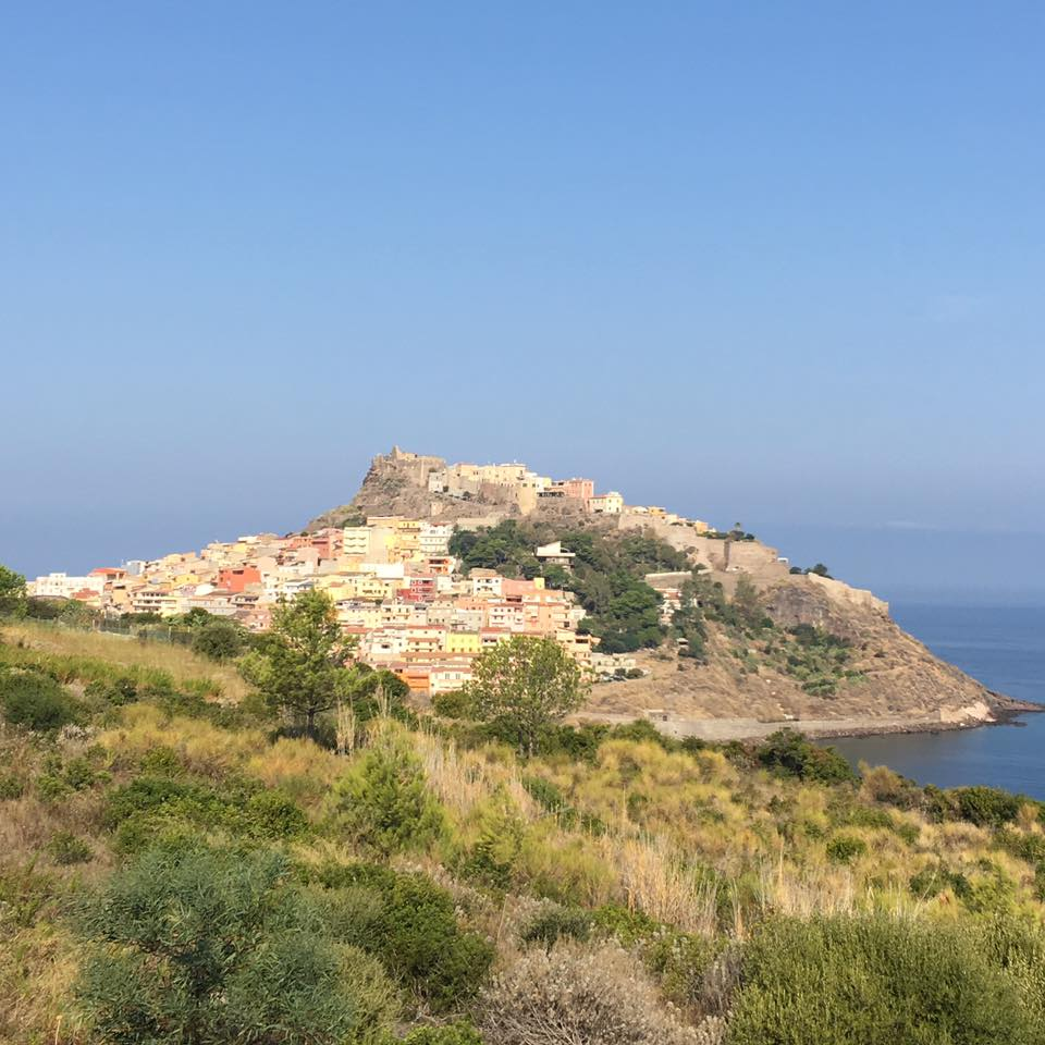 Castelsardo was as beautiful as I expected it to be
