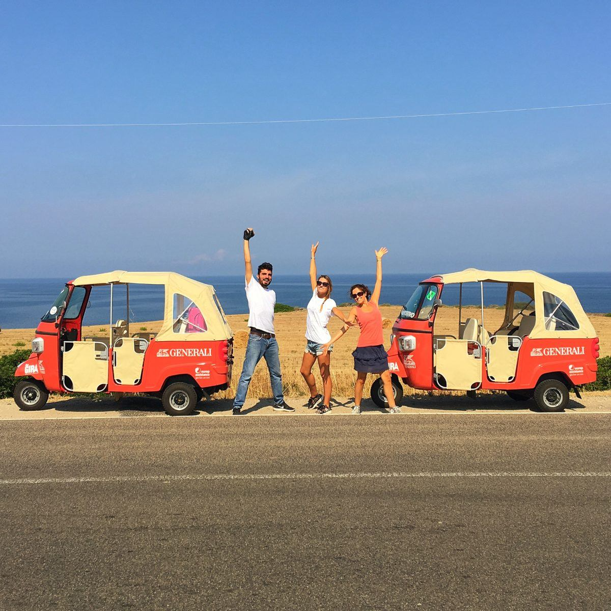 Why I toured Sardinia on a tuc tuc