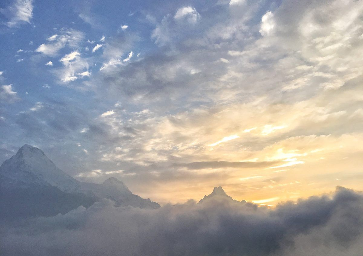 What To Expect When Walking The Poon Hill Trek, Nepal