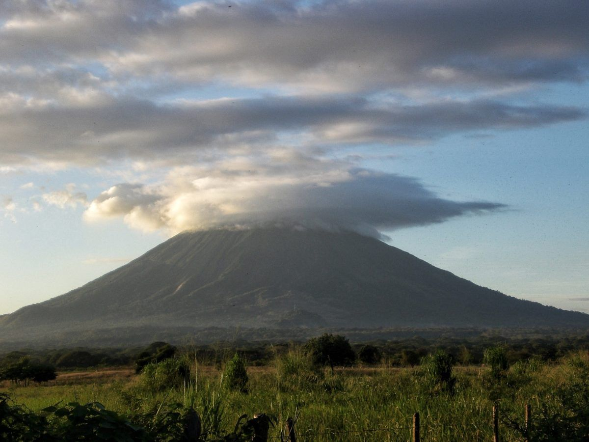 What to expect when volcano boarding on Cerro Negro, Nicaragua