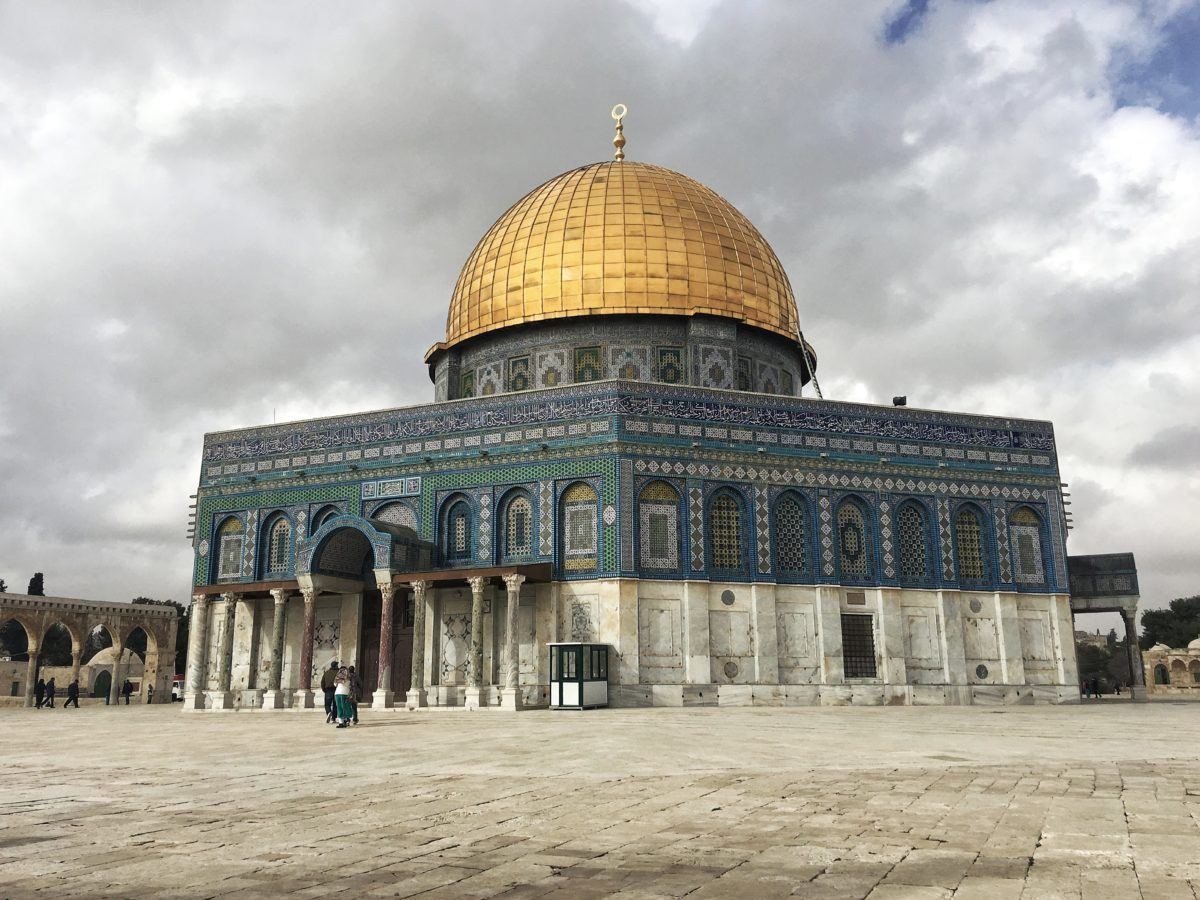 My Jerusalem: Places I Love In This Timeless City