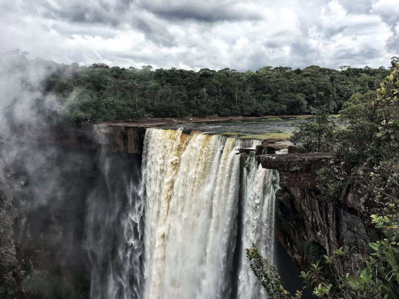 Everything You Need To Know Before Visiting Kaieteur Falls
