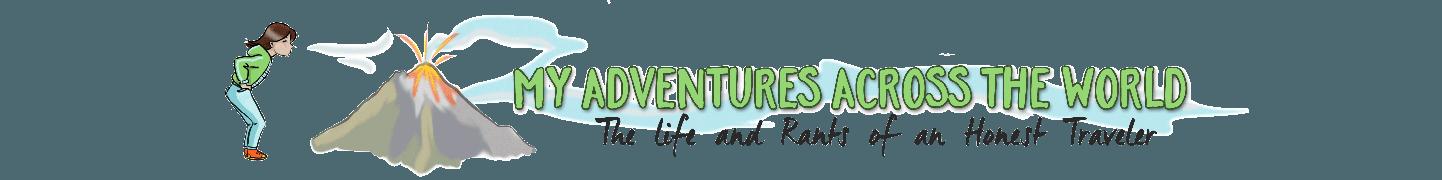 My Adventures Across the World