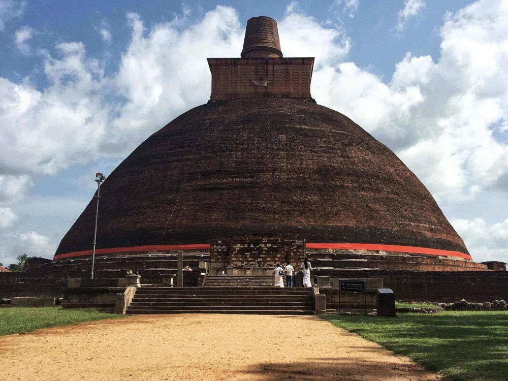 A Great Guide To Anuradhapura Sri Lanka